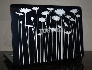 Upsy Daisies laptop