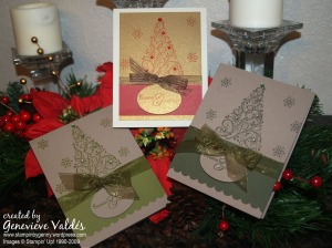 Snow Swirled cards