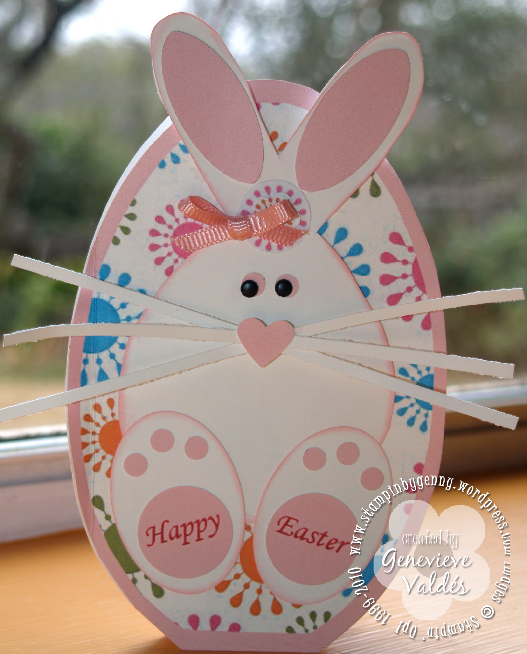 Easter cards | Stampin' by Genny's Blog