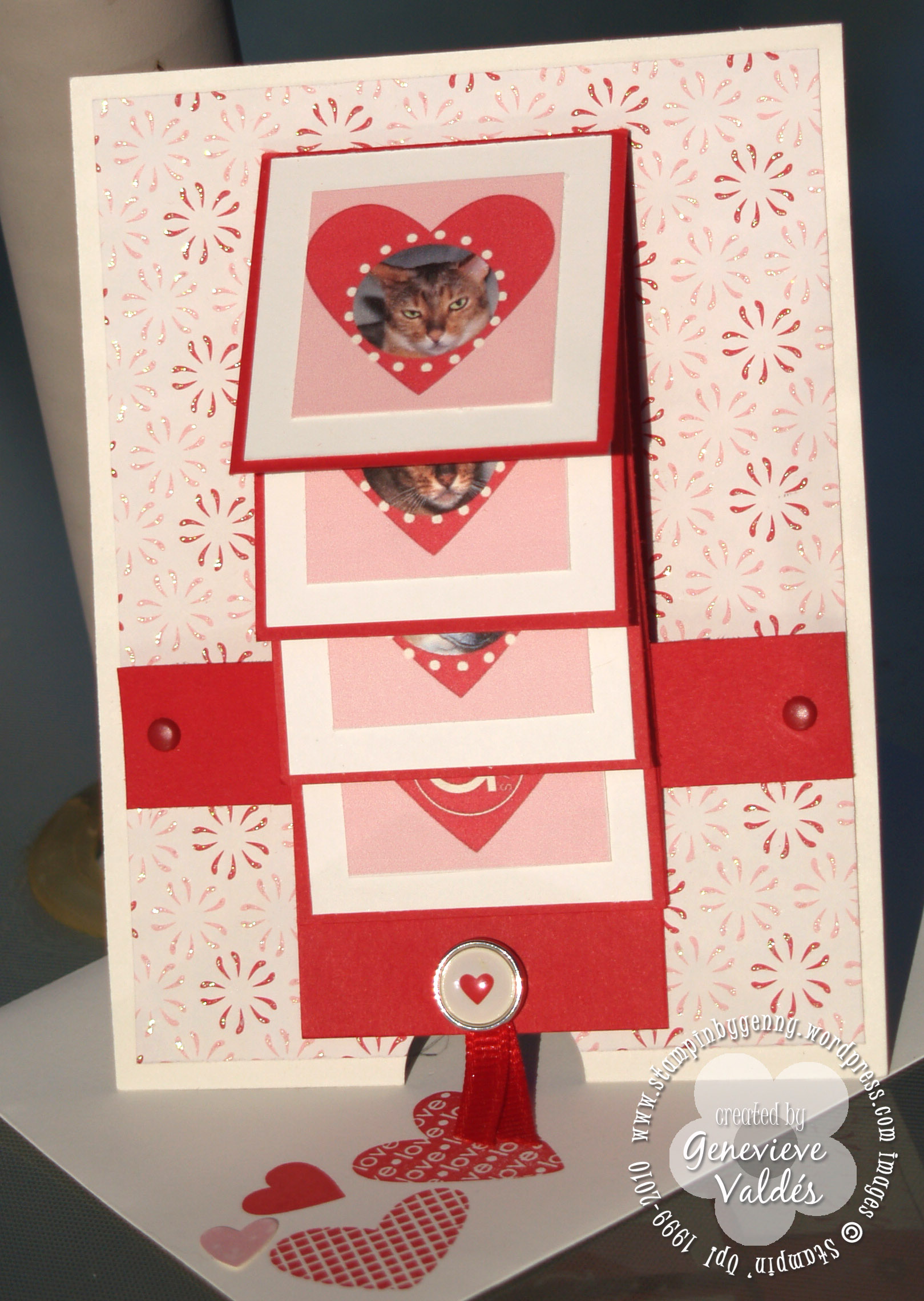 February 2010 Stampin By Genny S Blog