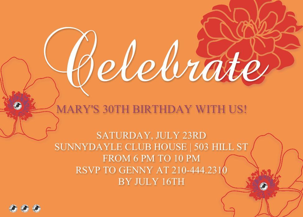 Birthday party invitations stampin by gennys blog click image to enlarge filmwisefo