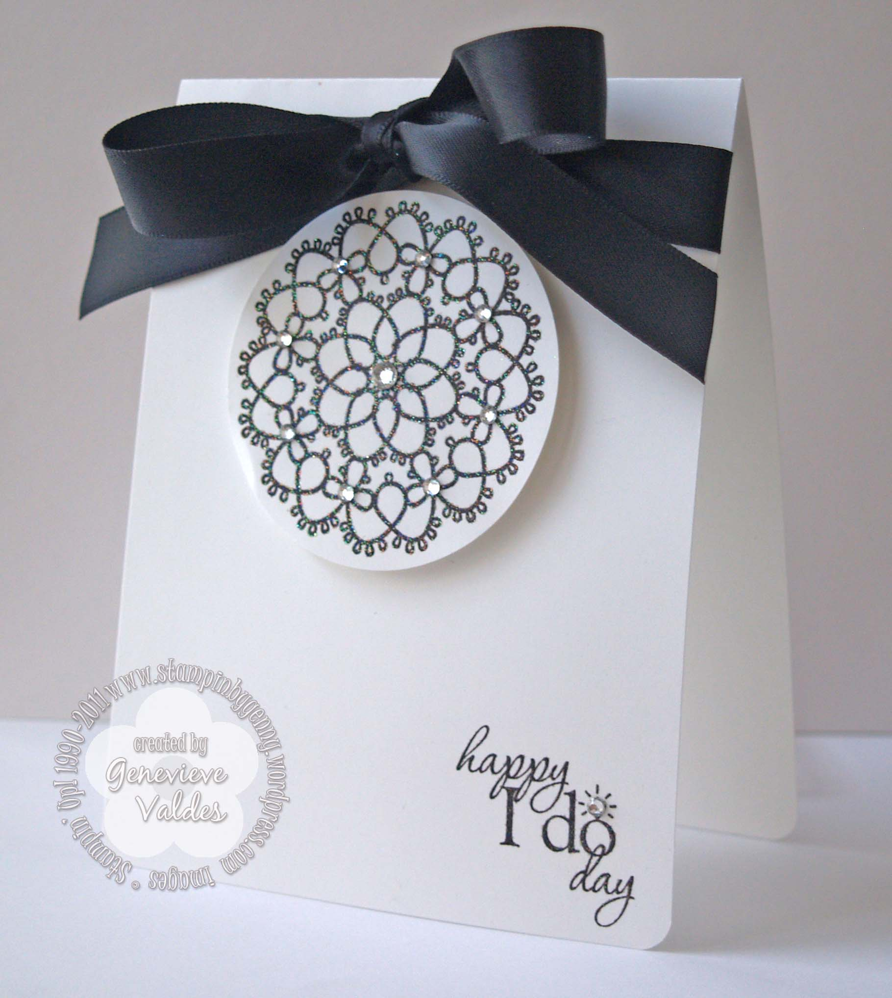 Wedding | Stampin\' by Genny\'s Blog