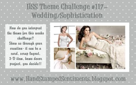hss wedding challenge #117