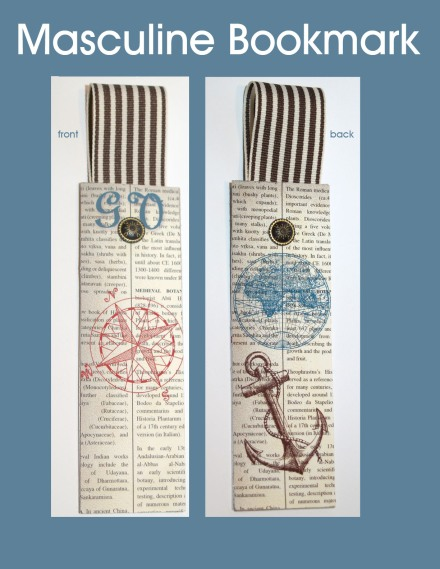 Open Seas bookmark