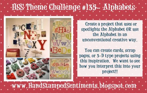Stampin' Up! challenge blog