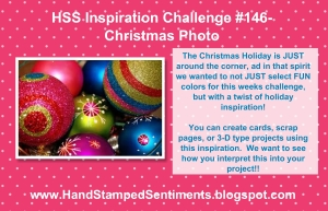 stampin up christmas inspiration challenge