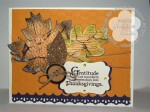 Stampin' Up! Wonderfall leaves card