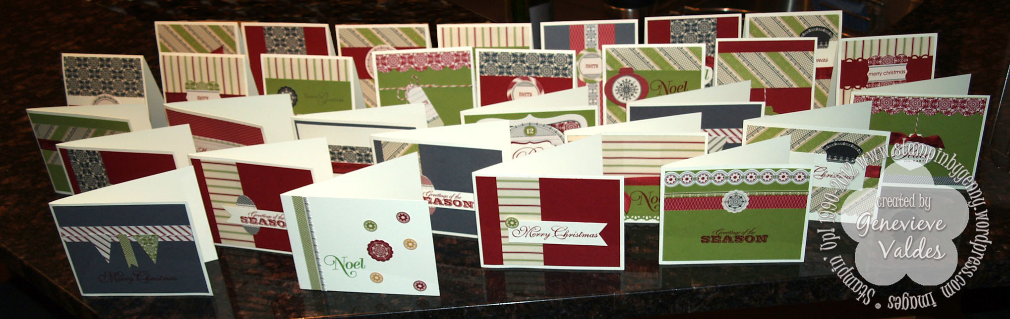 Tutorials And Templates Stampin By Gennys Blog