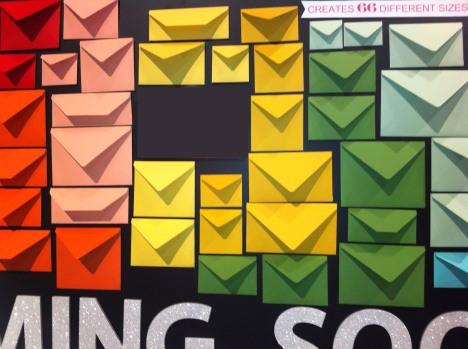 Stampin' Envelope maker