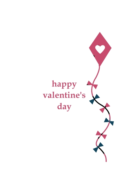 Valentine's stampin up my digital studio card
