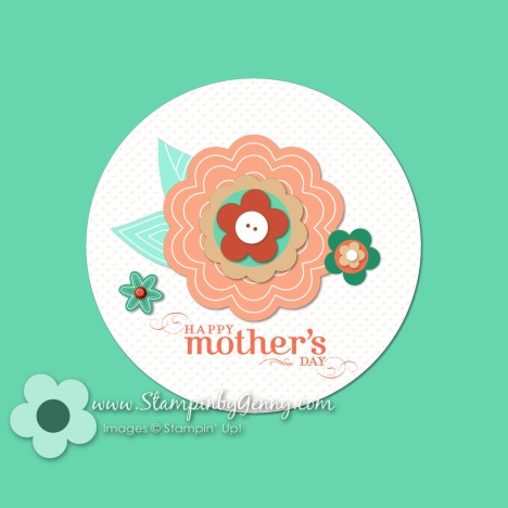 My Digital studio mother's day card