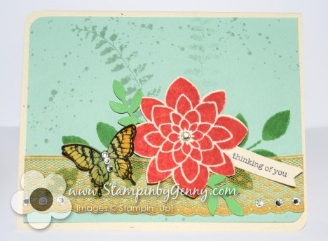 Stampin up In Colors 2015-2017