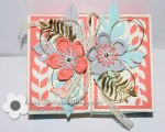 Stampin Up Botanical Gardens mother's day gift