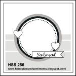 HSS 256 sketch challenge