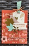 Stampin Up Beautiful Autumn and Gather Together bundle card